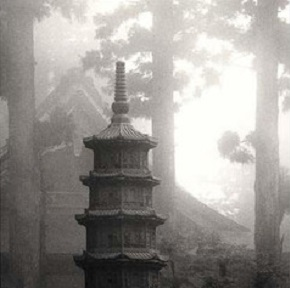 Cynthia Gale Mystical Pagoda inspiration