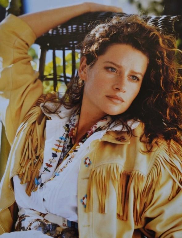 Isabelle Townsend by Bruce Weber-Ralph Lauren 1989