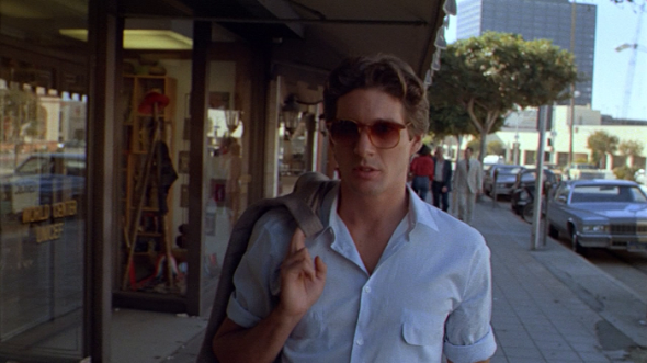 Richard Gere's style in American Gigolo