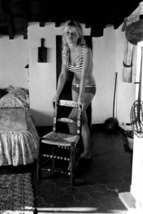 The summer look of Brigitte Bardot-4