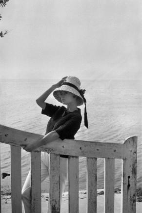The summer look of Brigitte Bardot-La Madrague St Tropez-1