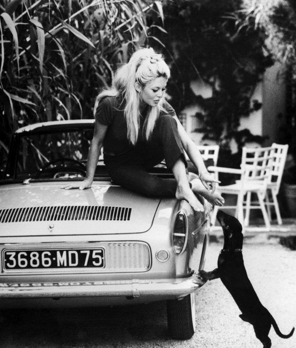 af21db3eb1ff55 The summer look of Brigitte Bardot-St Tropez 1962