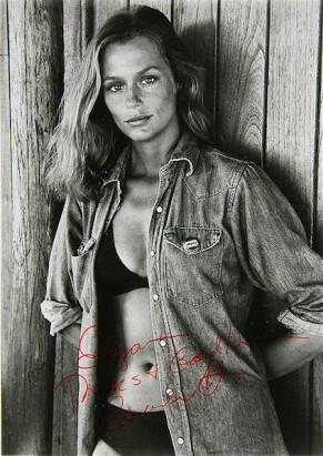 The summer look of Lauren Hutton-1