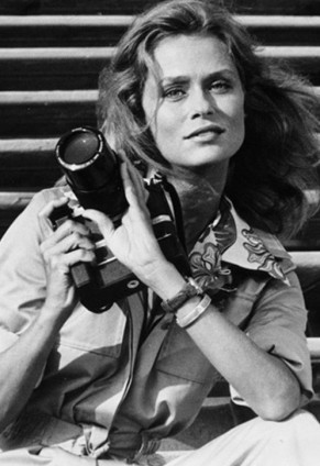 The summer look of Lauren Hutton_2