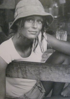 The summer look of Lauren Hutton_3