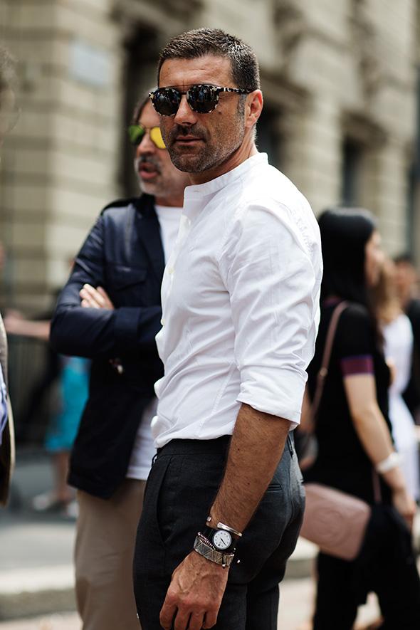 True men's style
