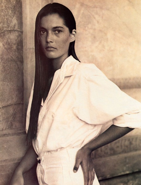 Capturing beauty-Calvin Klein 1988 by Bruce Weber