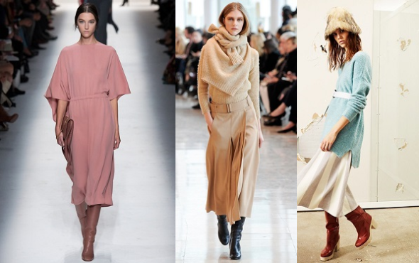 Classiq-Fall 2014 Trends I Can Work-Midi Skirt