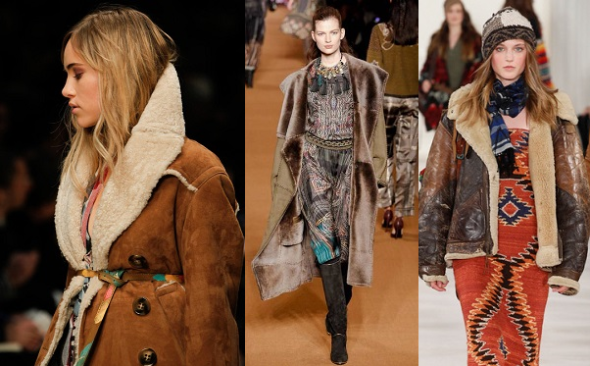 Classiq-Fall 2014 Trends I Can Work-Shearling Coat