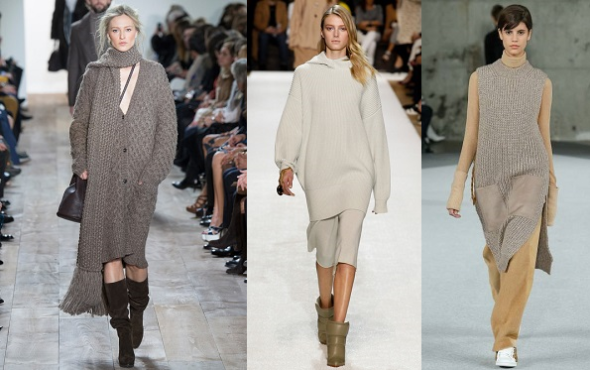 Classiq-Fall Winter 2014 Trends I Can Work - Knitwear