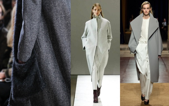 Classiq_Fall Winter 2014 Trends I Can Work-Grey Coats