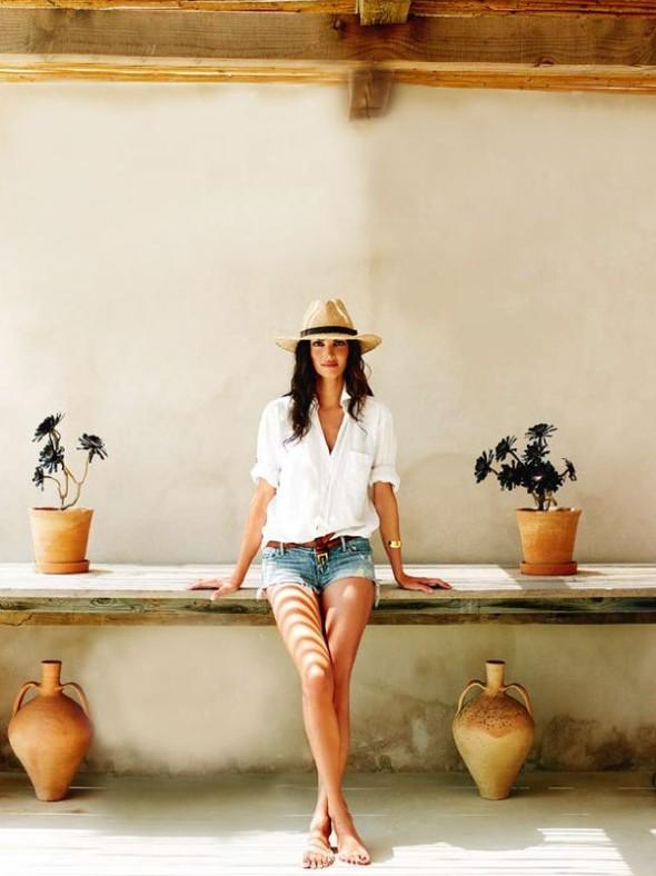 Notebook pages-Eugenia Silva -Formentera home