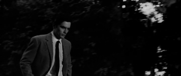 Style in film-Alain Delon in Les felins-1
