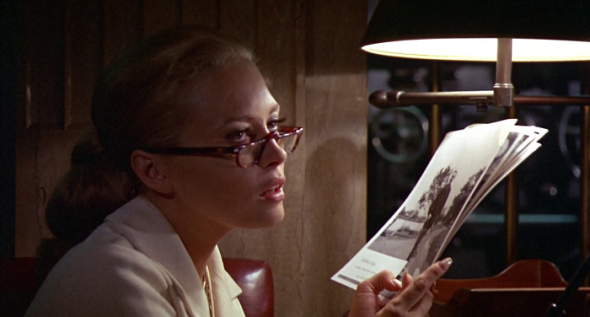 Style in film-Faye Dunaway in The Thomas Crown Affair-3