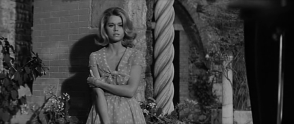 Style in film-Jane Fonda in Les Felins-12