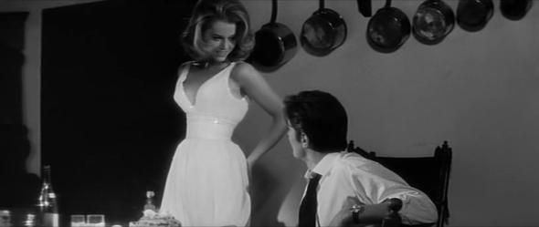 Style in film-Jane Fonda in Les Felins-6