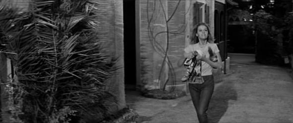 Style in film-Jane Fonda in Les Felins