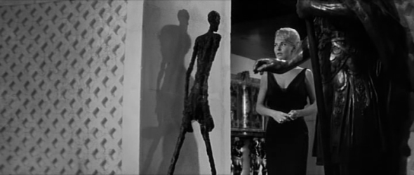 Style in film-Lola Albright in Les Felins-2