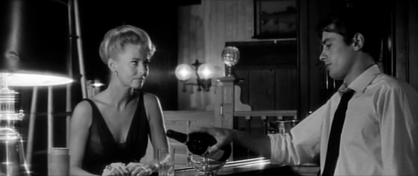 Style in film-Lola Albright in Les Felins-3