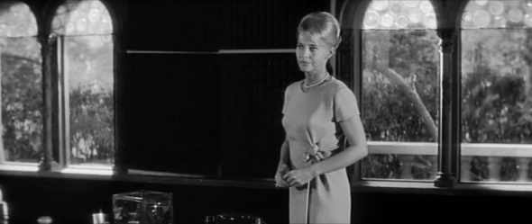Style in film-Lola Albright in Les Felins-5