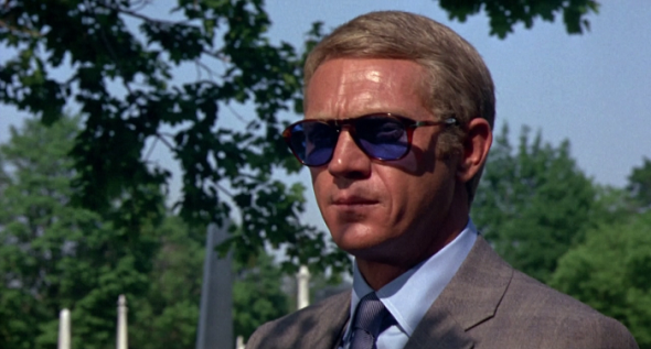 Style in film-Steve McQueen in The Thomas Crown Affair-1