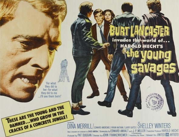The young savages _1961 - Copy