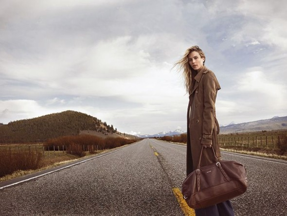 Dree Hemingway for Cole Haan Fall 2014-1