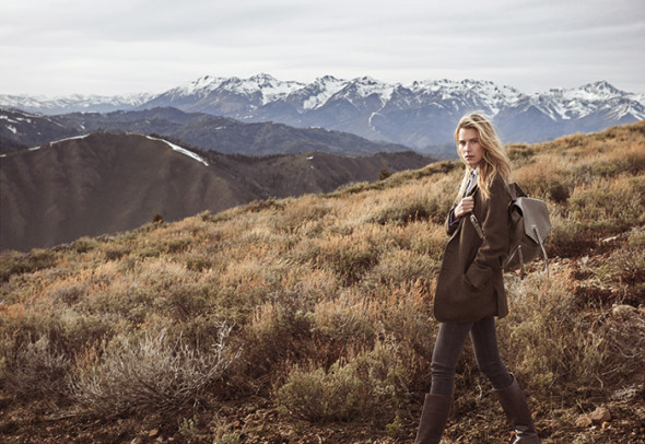 Dree Hemingway for Cole Haan Fall 2014-3