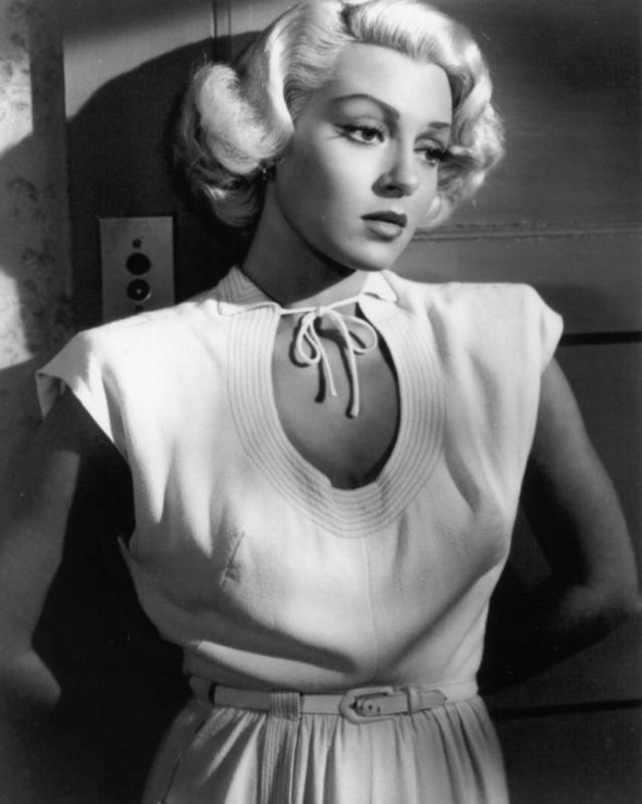 Style in Film-Lana Turner in The Postman Always Rings Twice