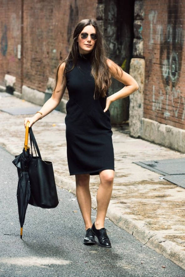 Fall classics-Black Dress