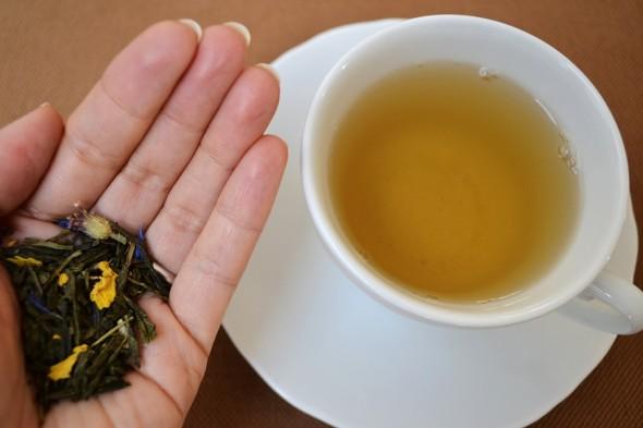 Invitation to tea-a sensorial experience