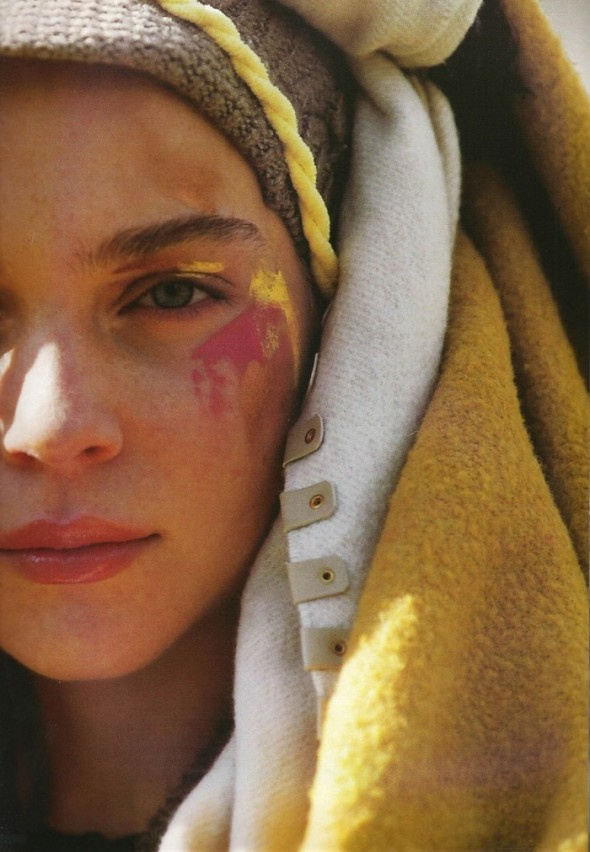 Kim Noorda Hans Feurer for Muse Magazine