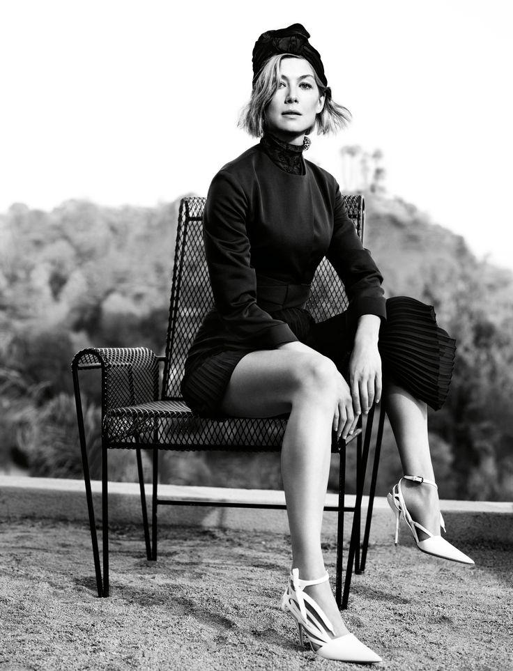 Rosamund pike legs