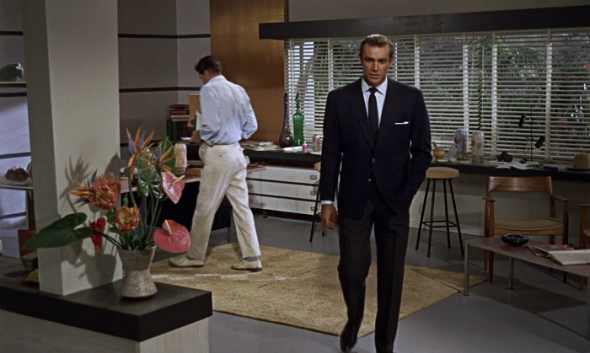 Sean Connery's style in Dr No-3