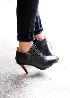 Sezane Hunter boot