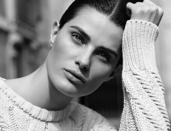 Stefanel Fall 2014 ad campaign-Isabeli Fontana_3