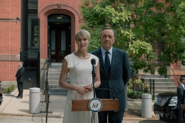 Style in Film-Robin Wright in House of Cards-1