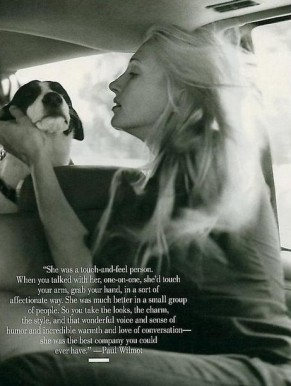 Classic American Style-Carolyn Bessette Kennedy