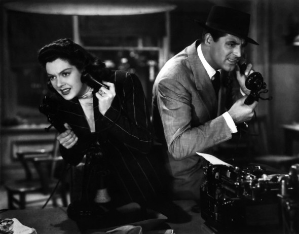 His Girl Friday-1940