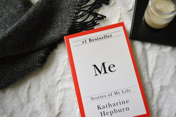 Me-Stories of My Life by Katharine Hepburn