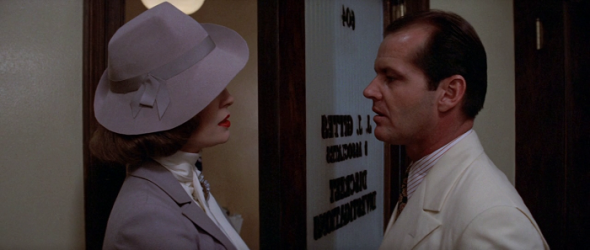 Style in film-Faye Dunaway in Chinatown-1