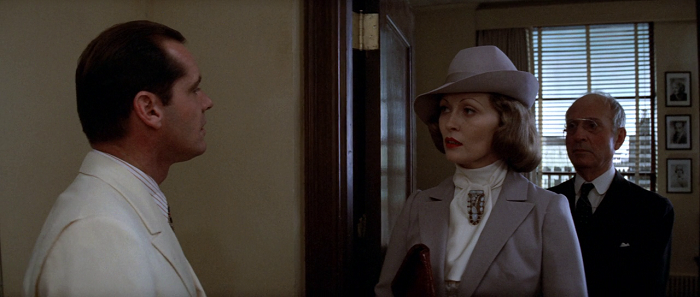 Style In Film Faye Dunaway In Chinatown