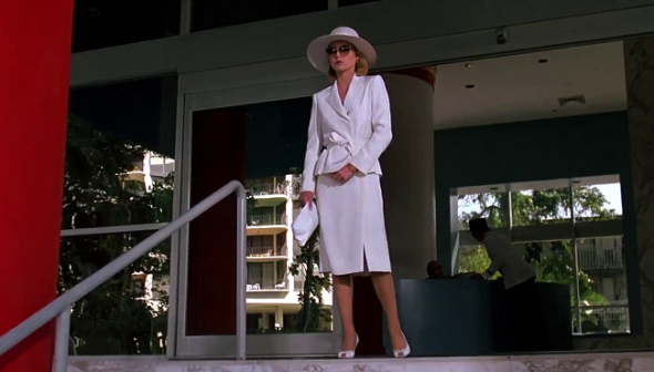 Style in film-Michelle Pfeiffer in Scarface-3