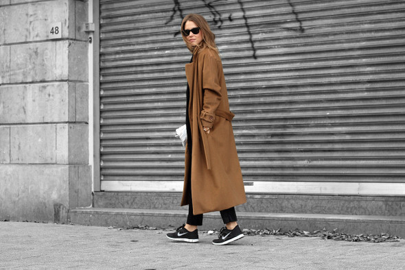 The Camel Coat Edit