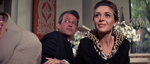 Anne Bancroft costumes The Graduate