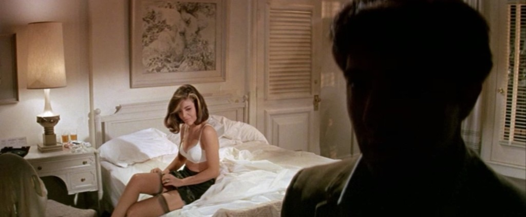 Anne Bancroft in The Graduate Style in Film