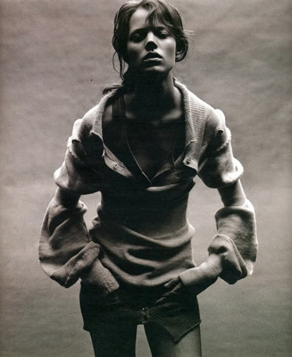 Michael Thomspon W magazine July 2006