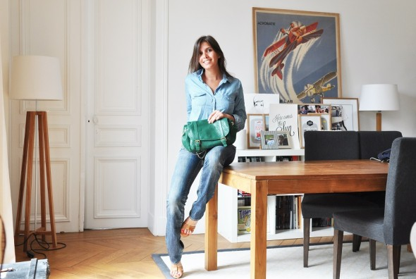 Classiq-Interview with Morgane Sezalory of Sezane