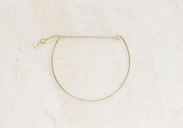 Saskia Diez for Filippa K bracelet
