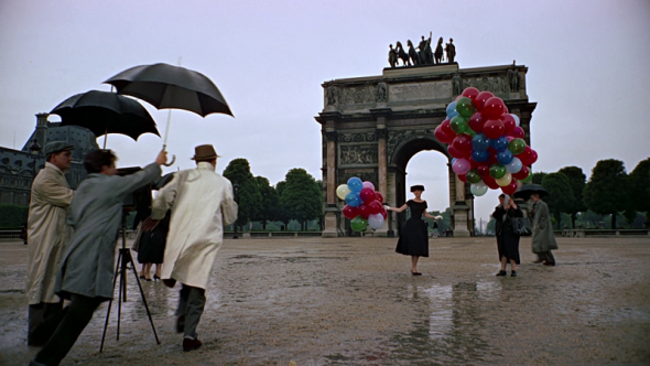 Style in Film-Audrey Hepburn in Funny Face-1